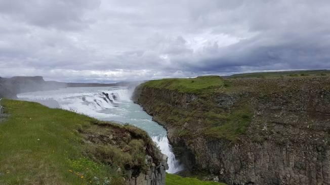 Gullfoss, Iceland 2017