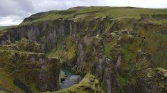 Fjadrargljufur, Iceland 2017